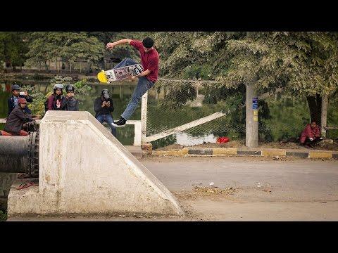 Skating the Far Reaches of Myanmar   Golden Skate Odyssey: Part 3