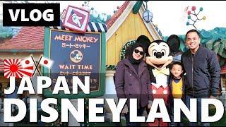 DISNEYLAND TOKYO JAPAN! Vlog Jepang | Vlog Keluarga | Vlog Indonesia