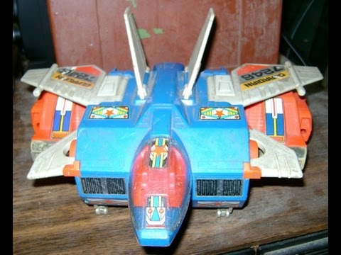 Go-Bots Power Suit Combiner