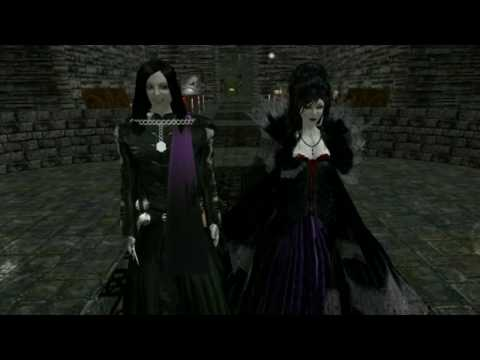 Second life : The best vampire wedding