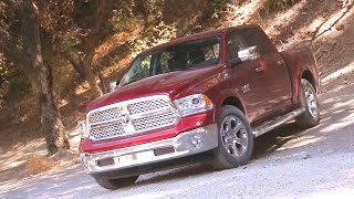 2016 Ram 1500 - Review and Road Test