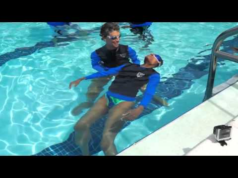 How to Do Back Float: Miracle Swimming
