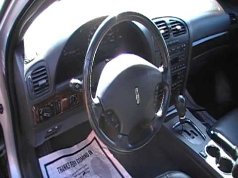 2001 Lincoln LS v8 @ Kar Connection