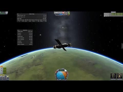 Let's Play Kerbal Space Program Episodio 11: Estacion Espacial | Español