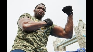 WATCHING DILLIAN WHYTE WORK OUT AHEAD OF RIVAS - XP BOXING VLOG EP. 2