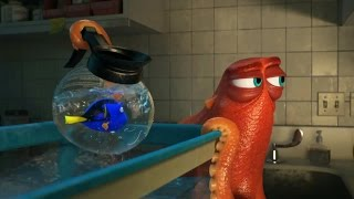 Finding Dory - Official International (Japanese) Trailer (2016) Pixar Animated Movie