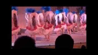 2012.3.11のハワイアンズ ポリネシアンショー