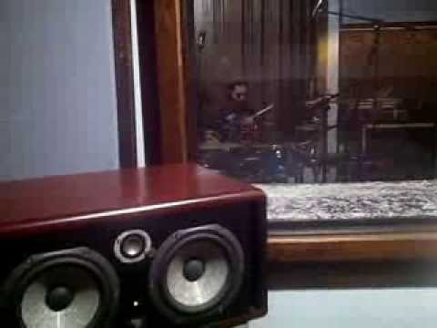 Captain Jack Band - Atas Nama Trauma (my Drum Recording Session). video