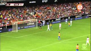 (Full Match) Part 2  AS Roma vs Valencia   (Trofeo Naranja Cup 8-8-2015)