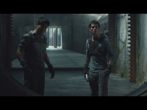 'The Maze Runner' Trailer