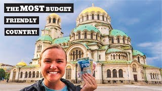 How Expensive is Sofia, Bulgaria? | UNBELIEVABLE PRICES!