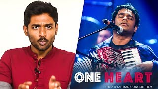 One Heart Review | The A R Rahman Concert Film