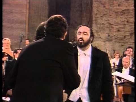 3大テノール、ローマコンサート