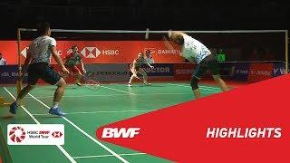 PERODUA Malaysia Masters 2019   XD - F - HIGHLIGHTS   BWF 2019