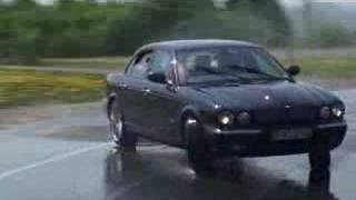 JAGUAR XJR drifting!!!