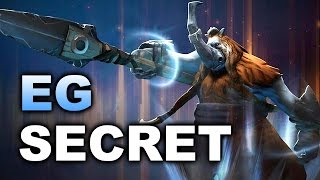 SECRET vs EG - Game of Day - Dota Pit 5 Dota 2