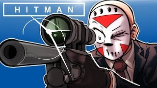 Hitman - World of Assassination Ep. 16! (SNIPER MISSION!) The Vector!
