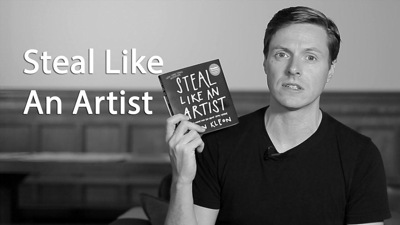 Artists be Like Steal Like an Artist