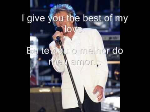 Rod Stewart-The Best Of My Love