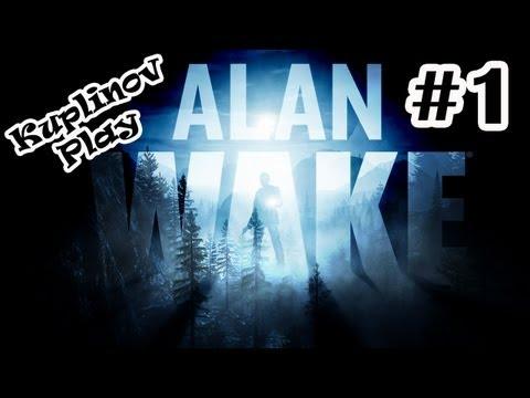 Alan Wake Прохождение ► Учимся выжигать ► #1