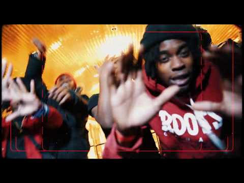 Rixh2Real (Ft. 4k Youngboyy & RileyBabii) - RED (Official Music Video)