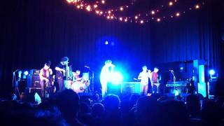 Beirut Nantes The Pageant St Louis Mo 10 09 2011
