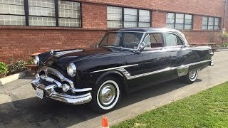 Riding In A 1953 Packard Patrician