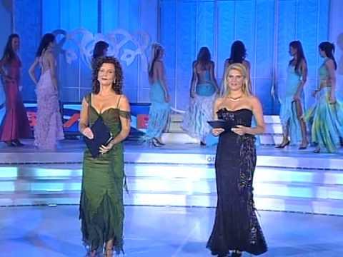 Segmedina Srna dobro veče @ Miss BiH 2007