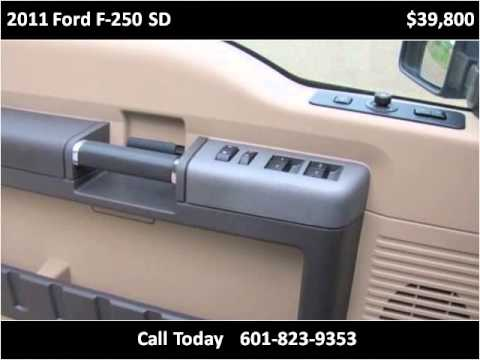 2011 Ford F-250 SD Used Cars Brookhaven MS