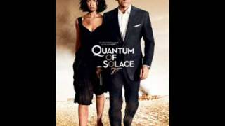 James Bond Quantum Of Solace another way to die
