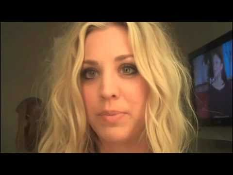 Kaley Cuoco Introduces Her Mom Backstage!