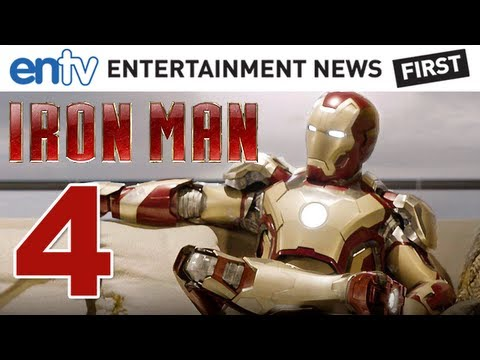 IRON MAN 4 and Beyond Interview - Marvel Studios Kevin Feige: ENTV