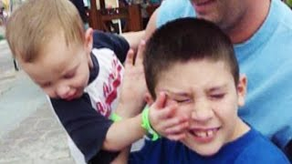 16 Babies Slapping People In The Face