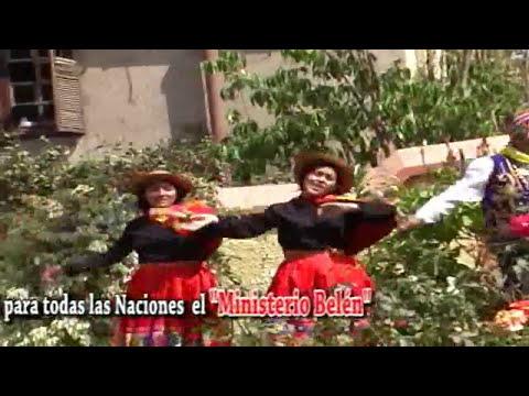 Ministerio de Alabanza y Adoración Belen / Huánuco - Perú / Yo danzaré