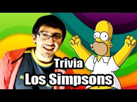 Trivia Chilenito Pregunta #5 - Los simpsons
