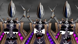 Warcraft 3 - Zneaky Ziggurats (4v4 RT #125)