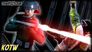 Star Wars Battlefront 2 TOP 5 KILLS OF THE WEEK (OFFICER EPIC RAMPAGE!)