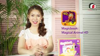 Trò Chơi Bé Học Tên Các Loài Vật Qua Magic Book Animals    Ỉn Ỉn TV