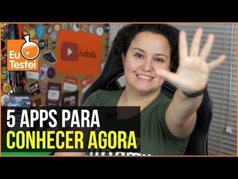 Cinco apps e jogos que você precisa conhecer - Resenha EuTestei Brasil