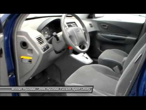 2006 Hyundai Tucson Dover DE H1405A