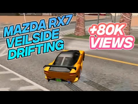 Mazda RX7 Veilside Tokyo Drift