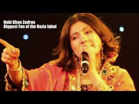 Nazia Iqbal Pashto New Song 2012 - Pekhawar Ta Rasha Dalta Maze Di Nice Song 2011 video