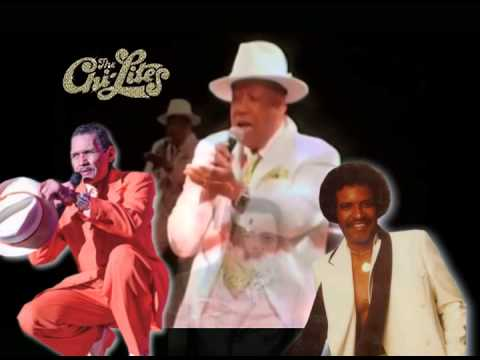 The Chi-Lites featuring Marshall Thompson