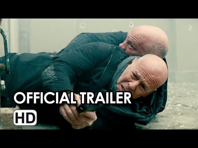 Red 2 Official Trailer (2013) - Bruce Willis Movie