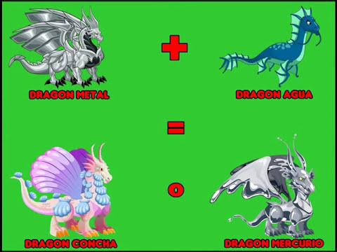 Como Hacer Los Mejores Dragones En Dragon City 2013