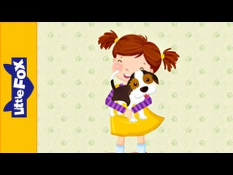 Oh Where, Oh Where Has My Little Dog Gone? | Song for Kids by Little Fox