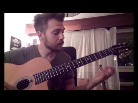 Gypsy Jazz Beginner Lesson - Episode 3 - Minor Blues (tab)