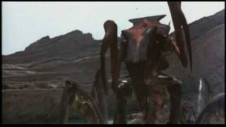 Starship Troopers Bug Test