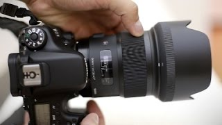 Sigma 50mm f/1.4 DG 'Art' lens review with samples (Full-frame and APS-C)