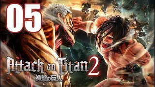 Attack on Titan 2 - Gameplay Walkthrough Part 5: The World The Girl Saw